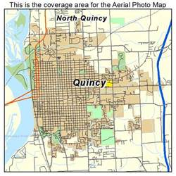 Quincy Zip Code Map by Aerial Photography Map Of Quincy Il Illinois