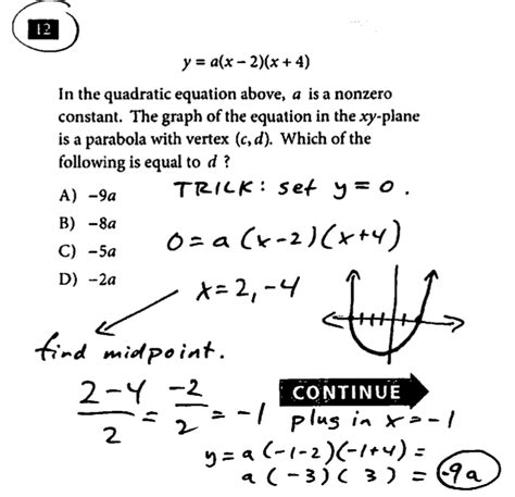 sat section 3 math answers sat question of the day test 3 sec 3 math nc 12