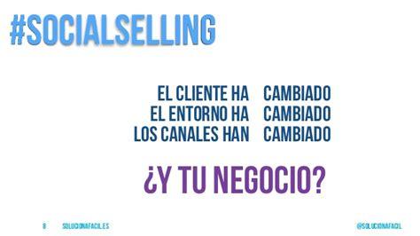 social selling la nueva social selling la nueva forma de vender
