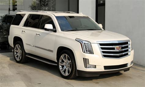 Cadillac Escalade 2015 Used by 2015 Cadillac Escalade Luxury Stock 6080 For Sale Near