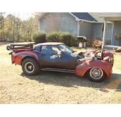 Corvette Hot Rod