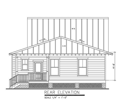 house elevation dimensions house plan 30502 at familyhomeplans com