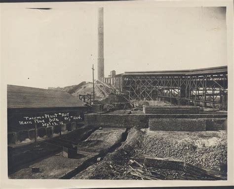 ruston wa  mines  stories