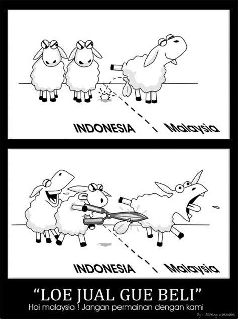 komik kambing lo jual gue beli