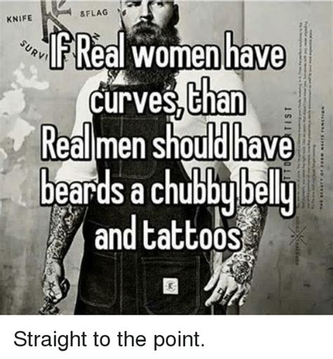 Real Women Meme - flag knife real women have rvi curves than real men