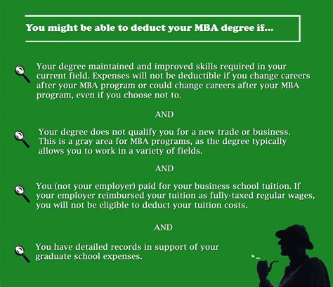 Mba Tax Deduction by Ut Mccombs Blackman Consulting Mba