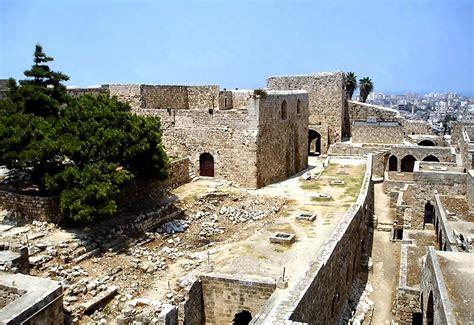 Le Château De Philiomel by Tripoli Mon Tour Du Monde