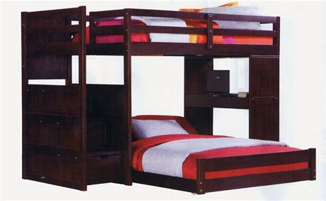 Bunk Beds With Storage Space Home Design 79 Exciting Bunk Beds With Storage Stairss