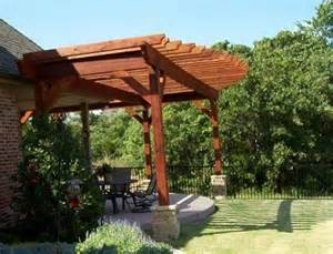 Stained Pergola by Pergola Stain Color Outdoor Living Pinterest