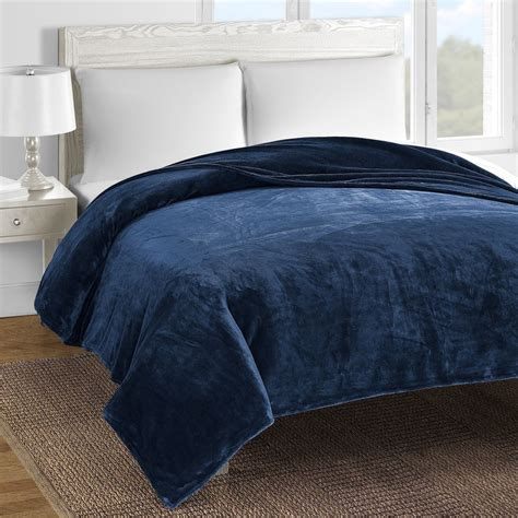 fleece comforter queen double layer soft and cozy twin queen king fleece bed