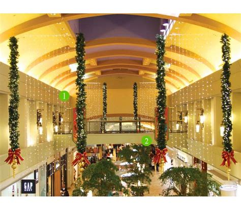17 best images about christmas decor shopping mall on