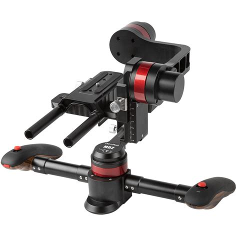 best gimbal wenpod md2 studio class professional 3 axis gimbal stabilizer
