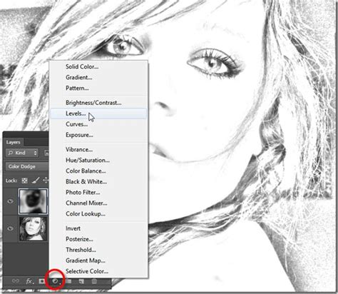 photoshop pattern pencil turn a photo to a pencil sketch using photoshop