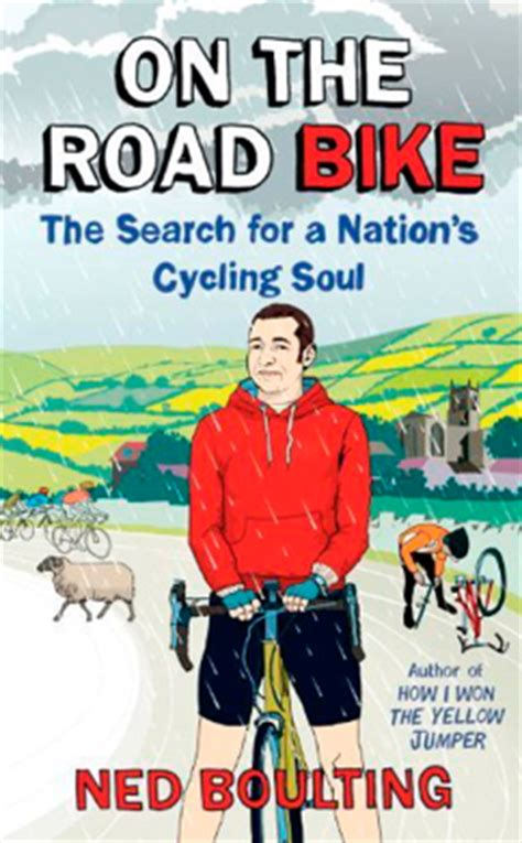boulting s velosaurus a linguistic tour de books book review on the road bike by ned boulting