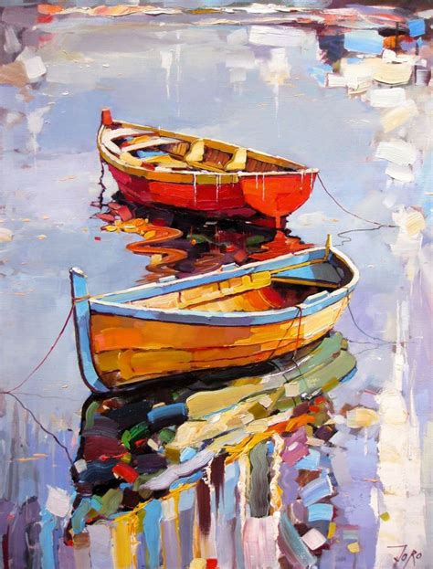 boat art 25 best ideas about boat painting on pinterest emphasis