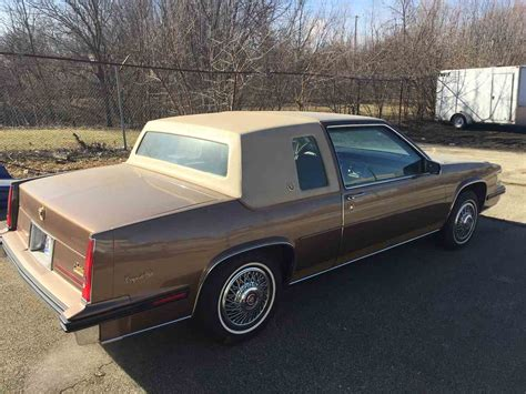 1985 cadillac coupe 1985 cadillac coupe for sale classiccars