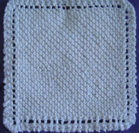 knitted dishcloths knitted dishcloth patterns a knitting
