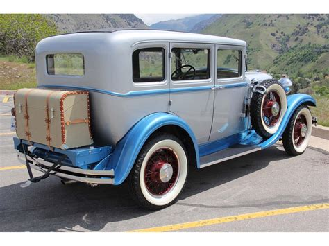 1929 Dodge Brothers Sport Sedan for Sale   ClassicCars.com
