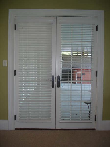 Blind Doors Blinds For French Doors For The Best Possible Experience