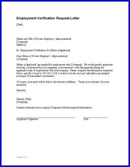 template letter of confirmation template