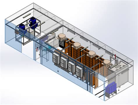 Pre Manufactured Substations E House Or Containerised Ee Publishers