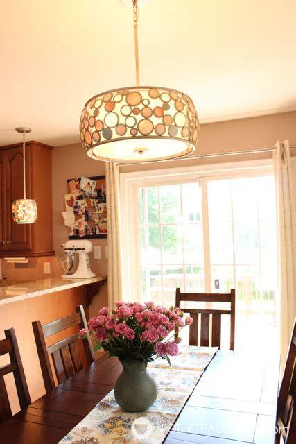 mini make over kitchen light box littlehousesbigdogs nehil home tour updated kitchen lighting spot of tea