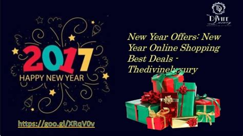 new year deals new year offers new year gifts shopping best deals