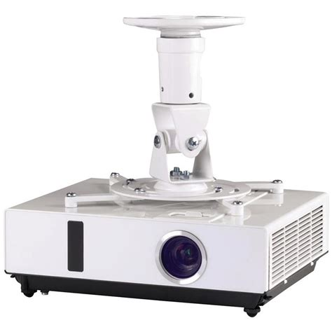 Ceiling Projector by Hama Projector Ceiling Mount White