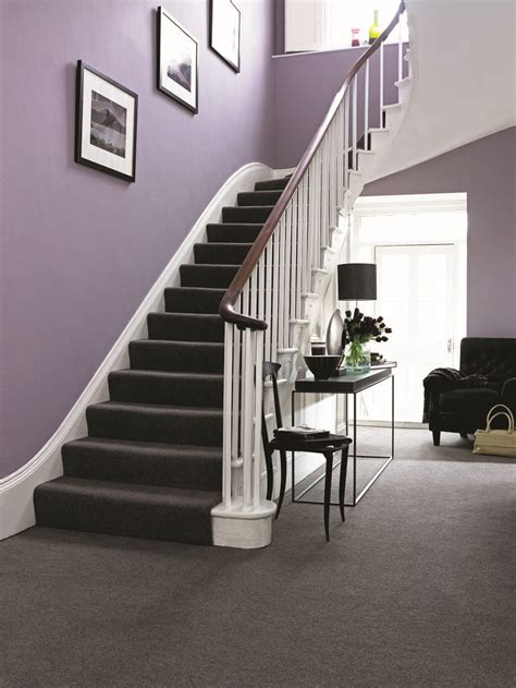 flur teppich grau stairs and landing carpets and flooring from rivendell