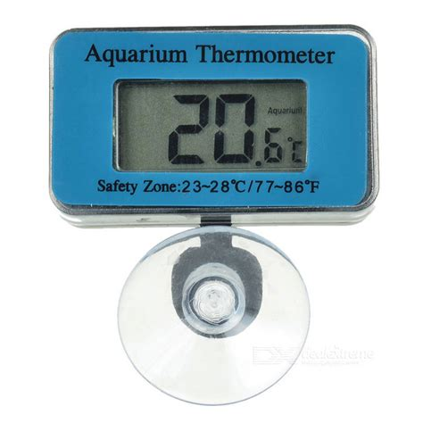 Promo Digital Thermometer Pengukur Suhu Aquarium With Probe Leng waterproof aquarium water temperature compareimports