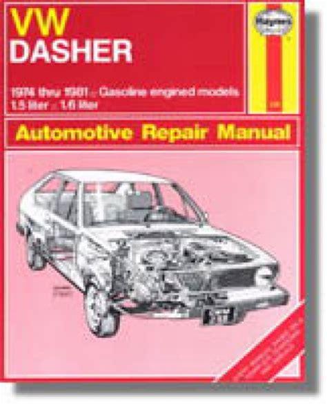 what is the best auto repair manual 1974 pontiac gto engine control haynes vw dasher 1974 1981 auto repair manual