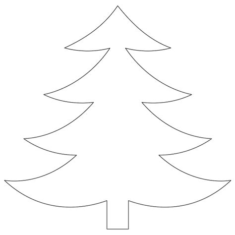 christmas tree outline pictures search results