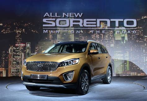 What Does Kia In Korean Kia Officially Revealed Today The All New Sorento In South