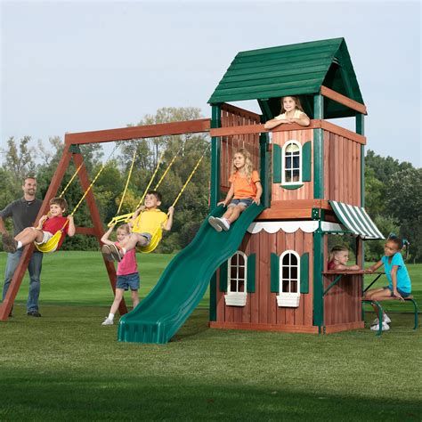 Swing N Slide Newport News Play Set Price Includes Shipping