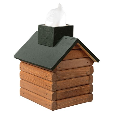 Cabin In A Box by Cabin Tissue Box
