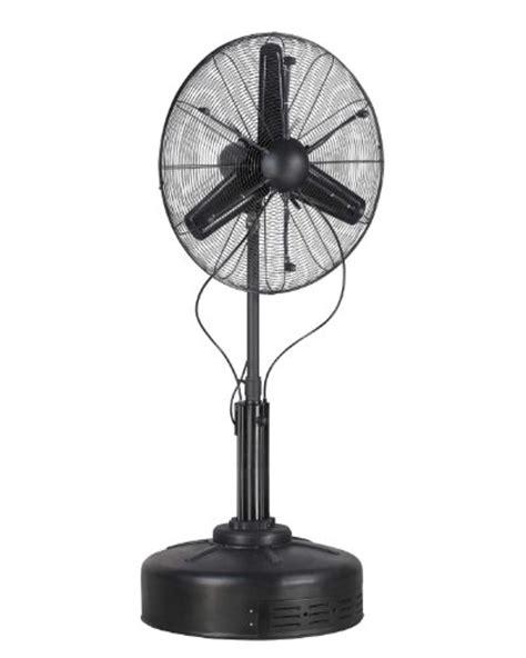 mist fans for sale auramist am11mf30 1 30 inch mist fan system black