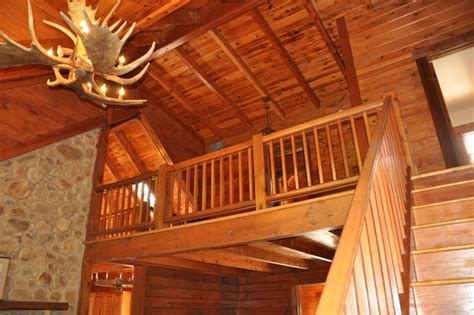 stunning rustic cabin plans loft with wooden staircase log cabin renovation 2012 rustic staircase charlotte