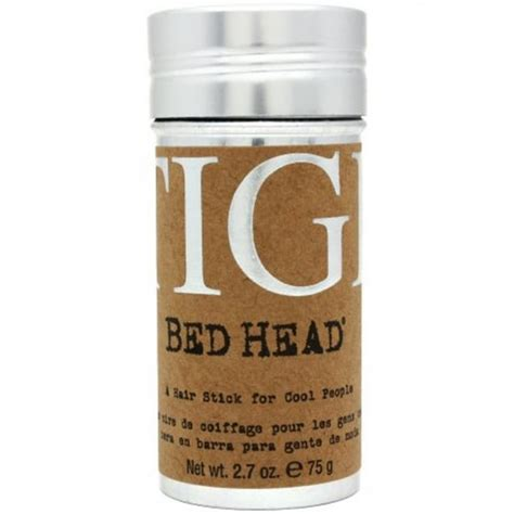 bed head wax stick tigi bed head wax stick a hair stick for cool people 75g