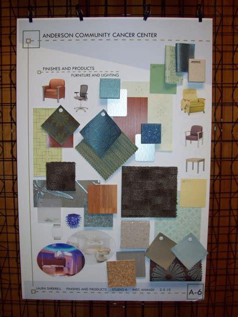 Hotel Interior Design by Sample Boards Laura Sherrellinterior Design