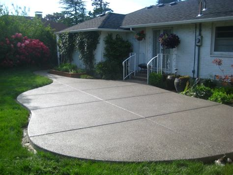 backyard concrete slab ideas concrete slab patio ideas 2017 2018 best cars reviews