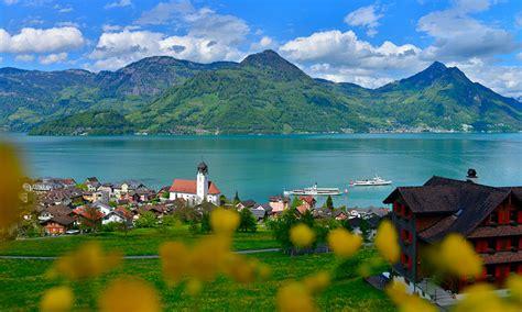 imagenes de otoño en suiza suiza viajes hola com