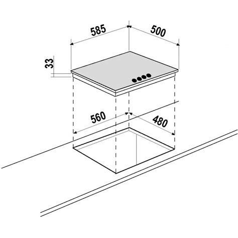 piani cottura schock piano cottura schock pc60 av 1t rombo 60 cm schock