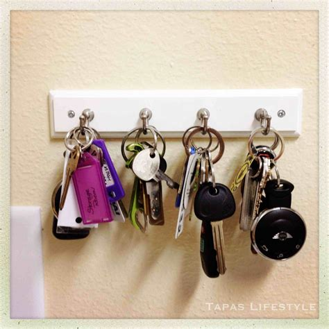 ikea key holder 12 week organize now challenge jennifer ford berry