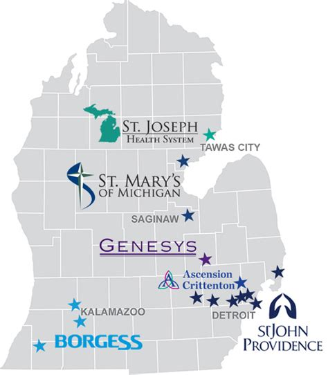 Mba In Information Systems In Michigan by Ascension Michigan Ascension
