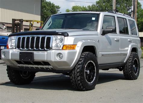 Jeep Commanders Lifted Jeep Comander Jeep Commander Jeeps