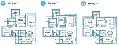 service apartment layout plan 28 h2o ara damansara malaysia freehold review for