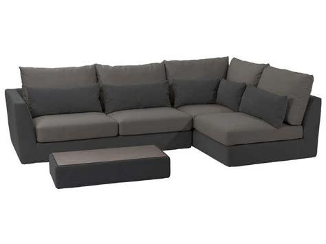 canapé fixe 4 places canap 233 d angle fixe droit 4 places salma coloris comfort