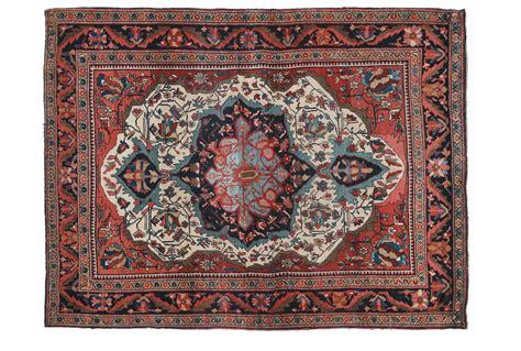 tappeti persiani genova tappeto persiano sarouk ferahan xix tappeti antichi