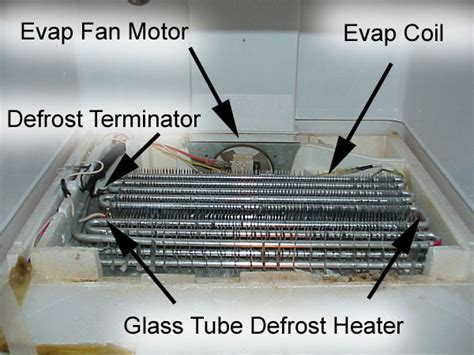 What Is Cycle Defrost Refrigerator by Ge Defrost Heater Test Free Oasis Dl Co
