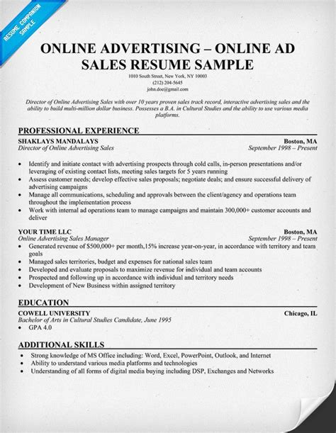Creative Agency Resume Sles resume sles for media 28 images 1000 images about